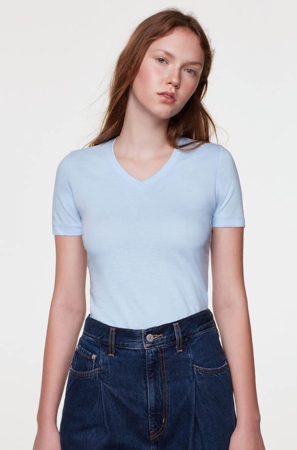 d00a9c9fe963 Women-V-Shirt Classic Hakro V-Shirt Damen - werk5 - Switcher online Shop