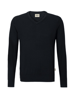ff08aa9c9ca0 V-Pullover Merino Wool Hakro Herren Merino Pullover - werk5 ...
